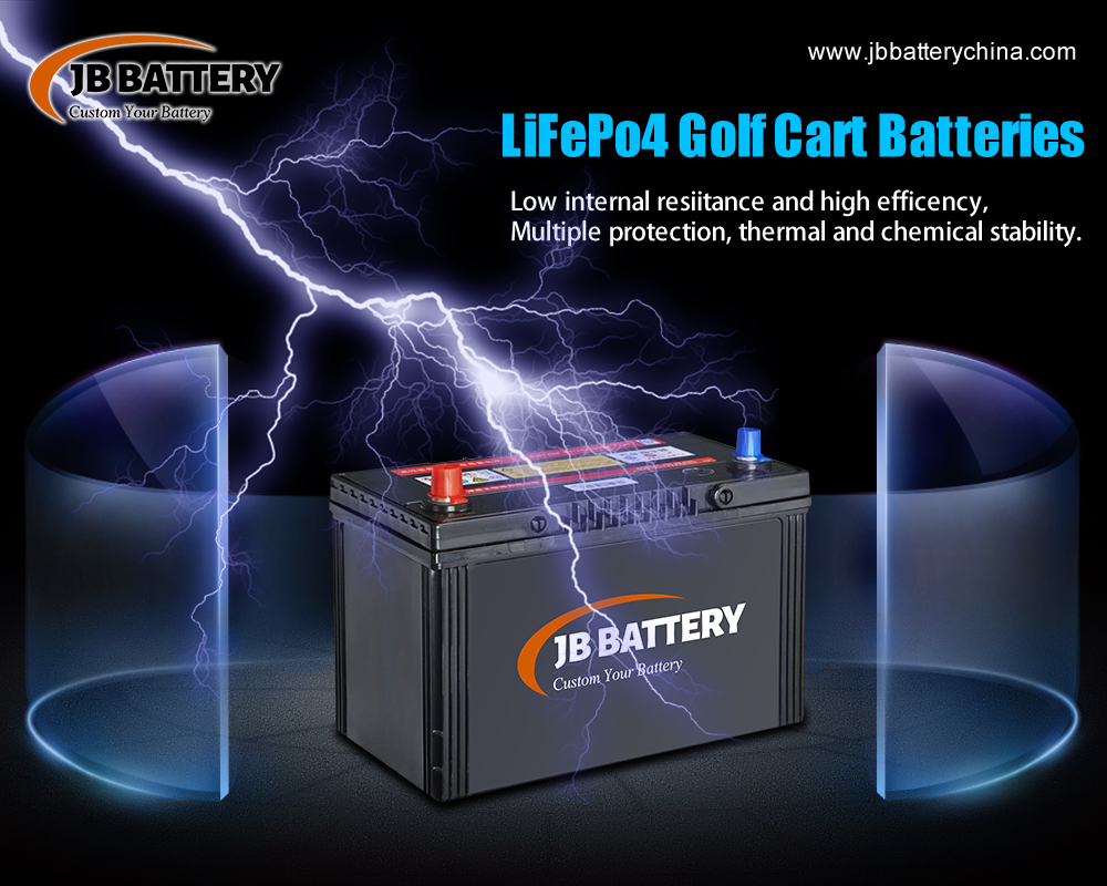 China LifePO4 Golfwagen Batteriepack Hersteller (29)