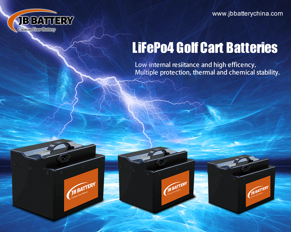 China LifePO4 Golfwagen Batteriepack Hersteller (2)
